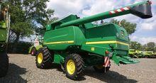 2013 JOHN DEERE W650 combine-ha