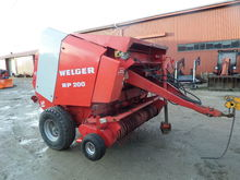 1994 WELGER RP 200 round baler