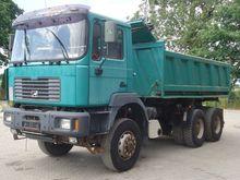 Used 1999 MAN 27.364
