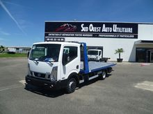2017 NISSAN Cabstar 3.0 dCi 130