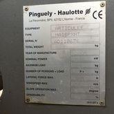 Used 2005 HAULOTTE H