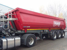 Used 2008 PANAV dump