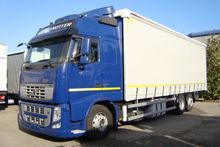 2012 VOLVO FH 13.420 chassis tr