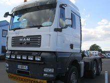 2009 MAN TGA 33.480 tractor uni