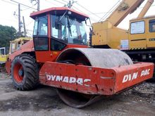 2004 DYNAPAC CA512PD road rolle