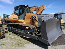 2014 CASE 2050M bulldozer