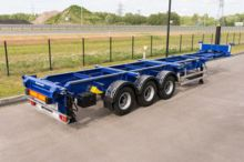GRUNWALD Tipper container semit