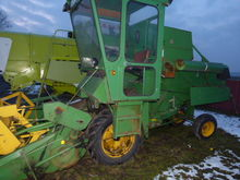 VOLVO Aktiv 800 combine-harvest
