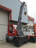1985 Bencini SP35L mobile crane