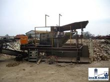 1973 HAZEMAG 50 to/h crushing p