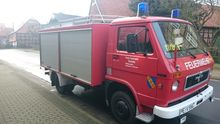 Used 1987 MAN 8.136