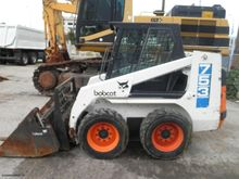2002 BOBCAT 753 '02 skid steer