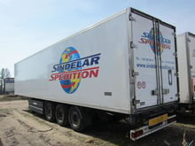 2000 Refrigerated semi-trailer