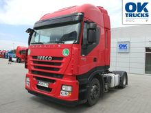 2010 IVECO Stralis AS440S50TP t
