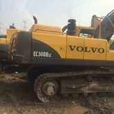 2007 VOLVO 360BCL tracked excav