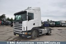 Used 2002 SCANIA R 1