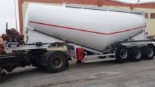 DONAT Dry Bulk Silo Tank silo t