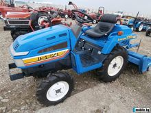 2007 ISEKI 135 mini tractor