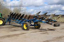OVERUM DXL-9 plough