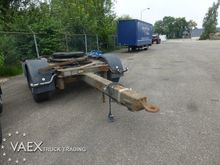 2000 Kaupe dolly dolly trailer