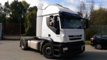2010 IVECO Stralis 420 tractor