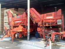 Used GRIMME GT 1500