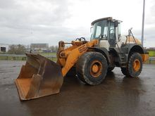 2000 LIEBHERR l554 wheel loader