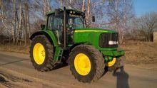 2006 JOHN DEERE 6820 wheel trac