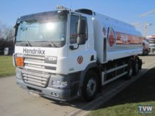 2014 DAF tank truck