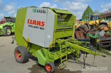 2004 CLAAS Rollant 160 round ba