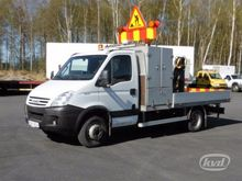 2008 IVECO DAILY 65C18A Flatbed