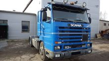 1996 SCANIA 113 4x2 tractor tra
