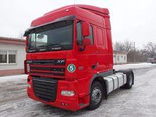 Used 2007 DAF FT XF