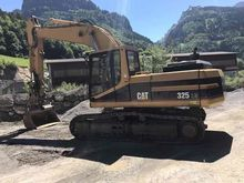 1995 CATERPILLAR 325LN tracked