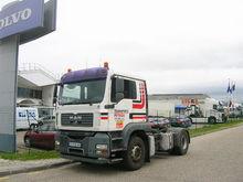 2007 MAN TGA tractor unit