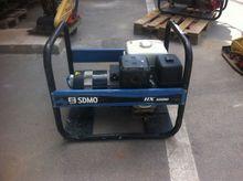 2012 SDMO HX 6000 S generator