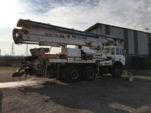 2000 CIFA concrete pump