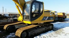 2011 LIUGONG 922LC tracked exca