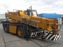 2000 DEMAG AC 25 city mobile cr
