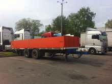 2000 Keppler ZA 18L flatbed tra