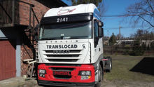 Used 2009 IVECO AS 4
