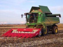 2017 Maya Yunkax 8 maize header