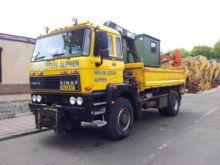 1989 GINAF F240 dump truck