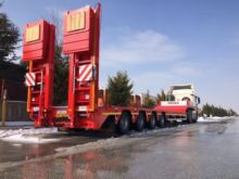 Used 4 AXLE LOWBED 4