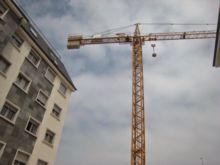 2005 CANDUELA C625 tower crane