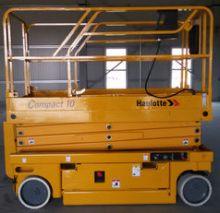 2006 HAULOTTE Compact 10 scisso