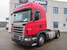 Used 2011 SCANIA G40