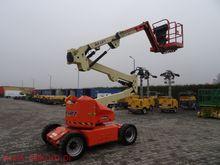 2007 JLG E 450 AJ bucket truck