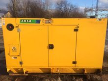 2000 AKSA AJD 70 generator