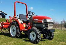 YANMAR AF-118, tractors mini tr